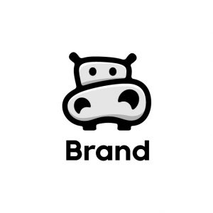 hippo logo logo for sale